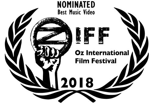 OzIFF-Laurel-Nominated-Best-Music-Vid white